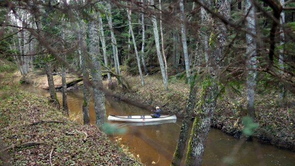 kanoe-rivs