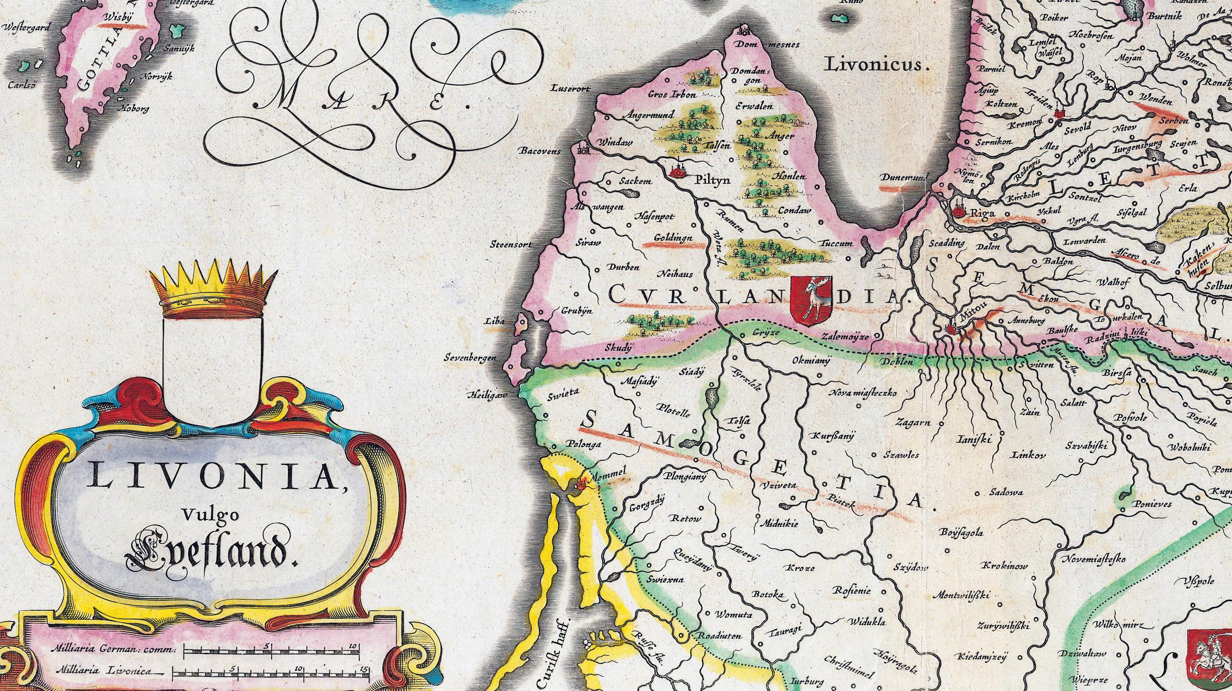 Par laimi un Latvijas aizmirstajām salām